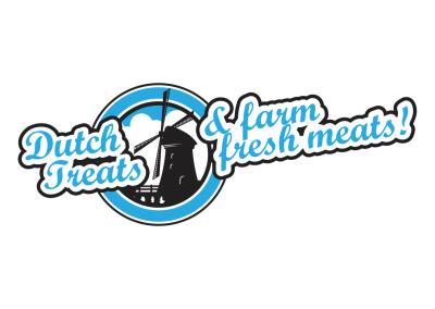 Logo Dutch Treats