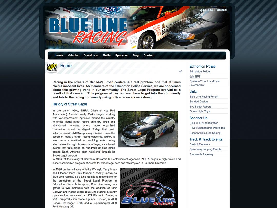 Blue Line Racing